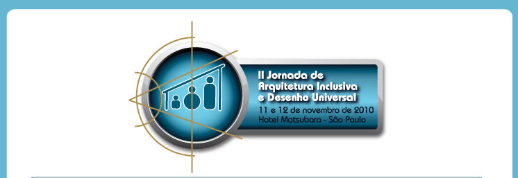 II Jornada de Arquitetura Inclusiva e Desenho Universal