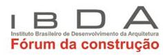 Logotipo do IBDA - Fórum da Construção