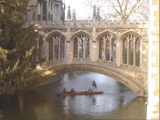 Ponte dos Suspiros (Cambridge, Inglaterra)