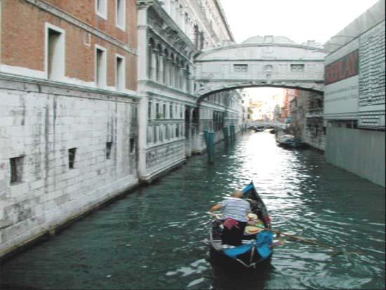 Ponte dos Suspiros (Veneza, Itália)