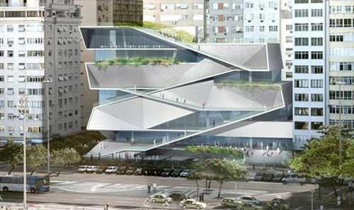 Novos Paradigmas da Arquitetura Contemporânea | Fórum da