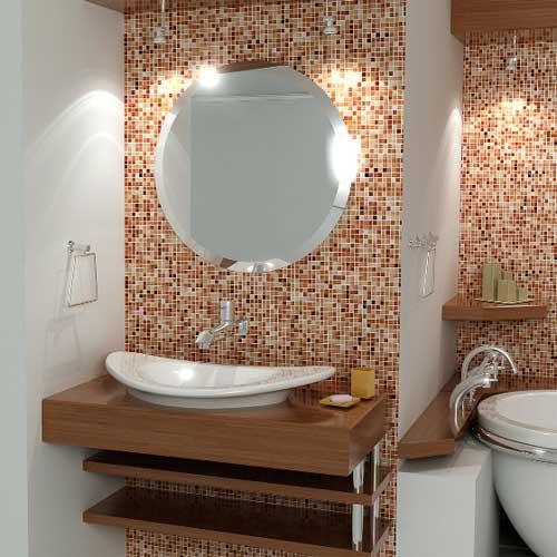 decorar um banheiro : decorar um banheiro:Como decorar um banheiro com estilo