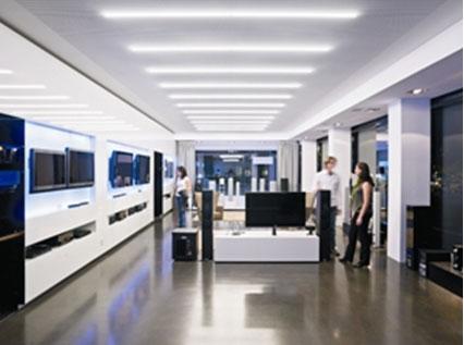Iluminacao Comercial Forum Da Construcao