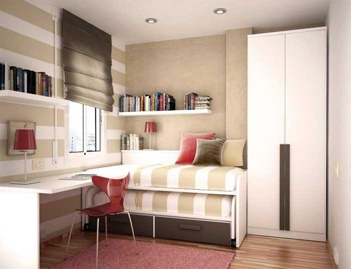 dicas simples de decoracao de interiores: pelo quarto, ou seja, é preciso muita atenção na hora de decorar