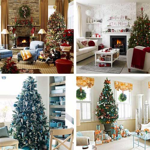 Decoracao De Sala Natal ~ decoracao de natal sala pequenaIdéias de decoração para cas