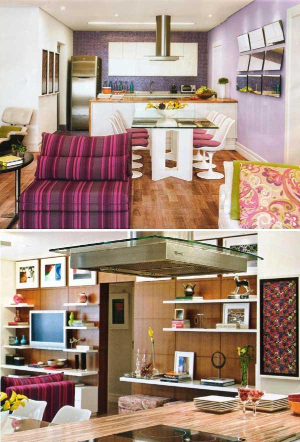 decoracao de apartamentos pequenos de baixo custo:Em Decoração e Arquitetura de Interiores (veja mais 164 artigos