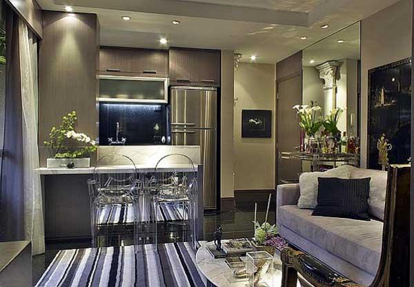 decoracao interiores ambientes pequenos : decoracao interiores ambientes pequenos:Em Decoração e Arquitetura de Interiores (veja mais 164 artigos