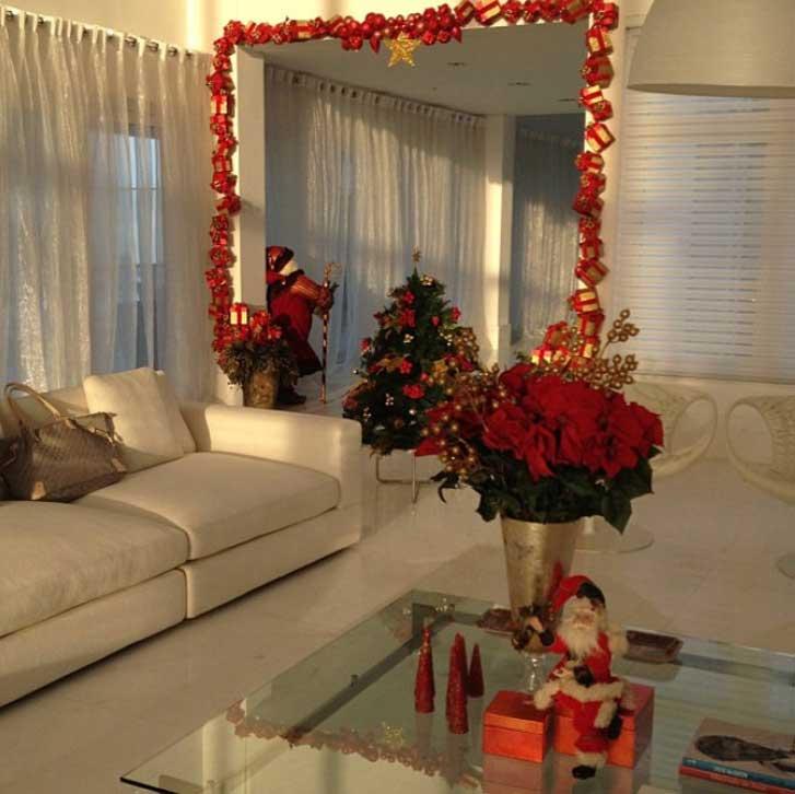 decoracao de natal para interiores de casas: de boa vontade e claro as nossas dicas 1 rainha da festa de natal a