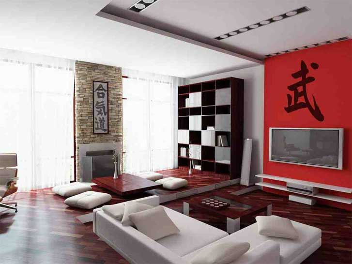 decoracao de interiores estilo oriental:estilos de decoração para se inspirar