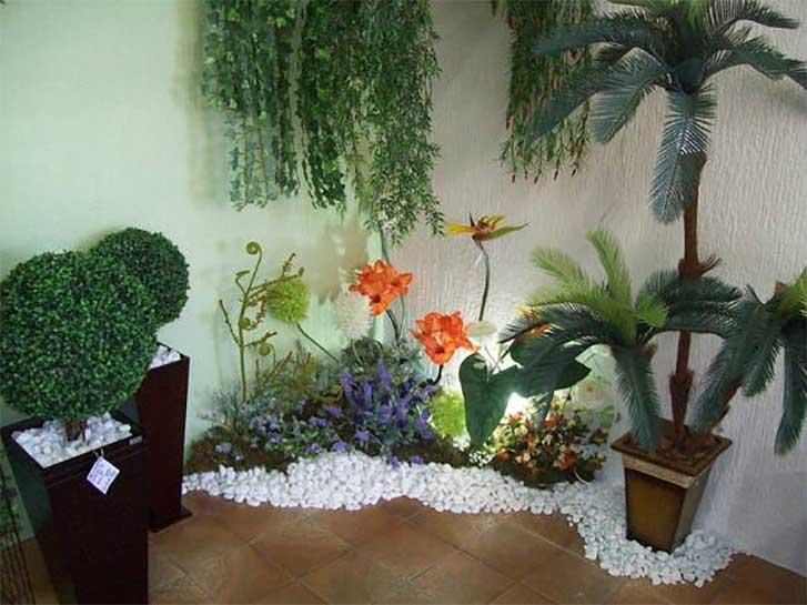 jardim de inverno também conhecido como jardim interno é um
