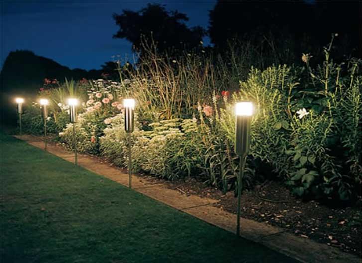 iluminacao de jardim poste ? Doitri.com