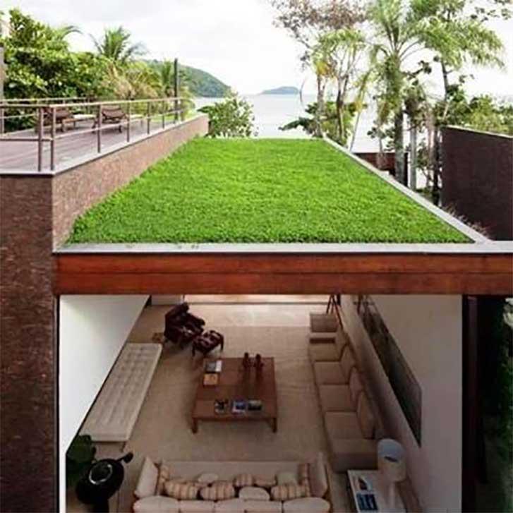 Suficiente Telhado: como deixar a casa mais fresca   Fórum da Construção TY21